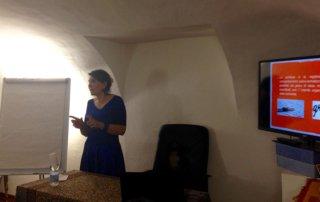 presentazione del mio libro a Bologna