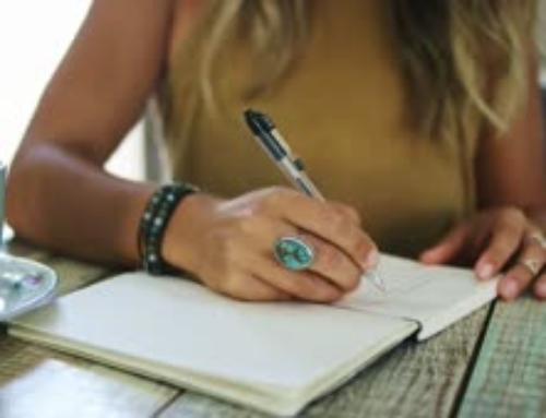 Scrivere a mano fa bene anche alla salute.