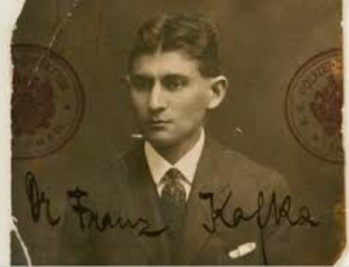 Franz Kafka (1883 – 1924).