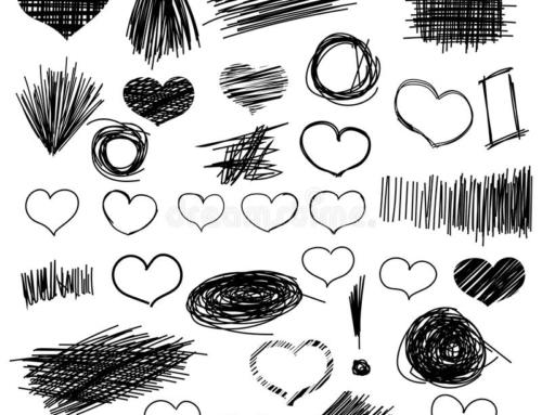 Laboratorio sull'interpretazione di disegni e scarabocchi.